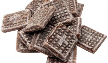 Salty Salmiak Liquorice