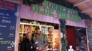 Sonnentor Tea House Vancouver Christmas Market