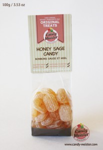 Honey Sage Herbal Cough Drops
